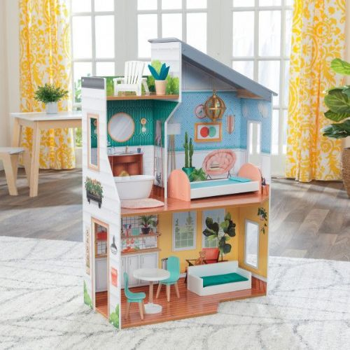 Emily Dolls house & Furniture